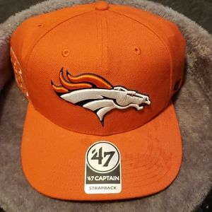 47 Forty Seven Denver Broncos Cap